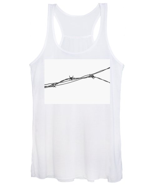 Barbed Wire Women's Tank Top