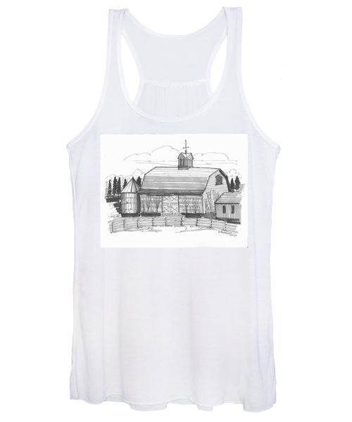 Barrytown Barn Women's Tank Top