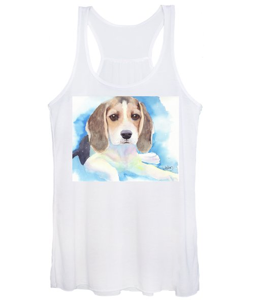 Beagle Baby Women's Tank Top
