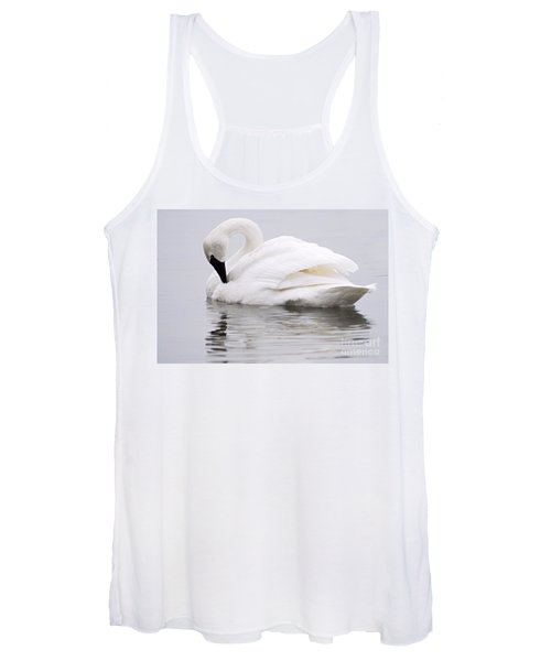 Beauty And Reflection Women's Tank Top