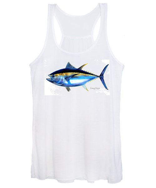 Big Eye Tuna Women's Tank Top