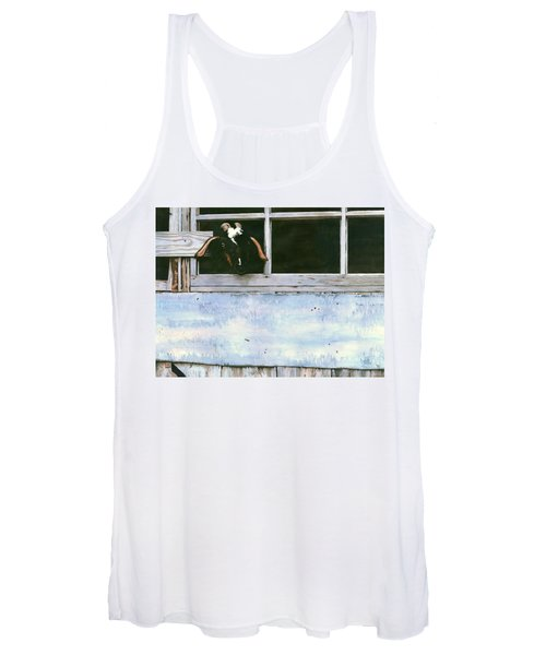Bill's Goat Women's Tank Top