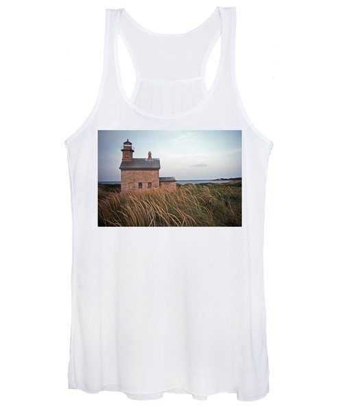 Block Island North West Lighthouse Women's Tank Top