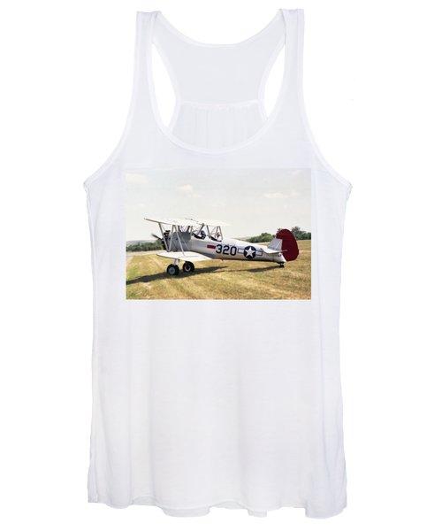 Boeing Stearman Women's Tank Top