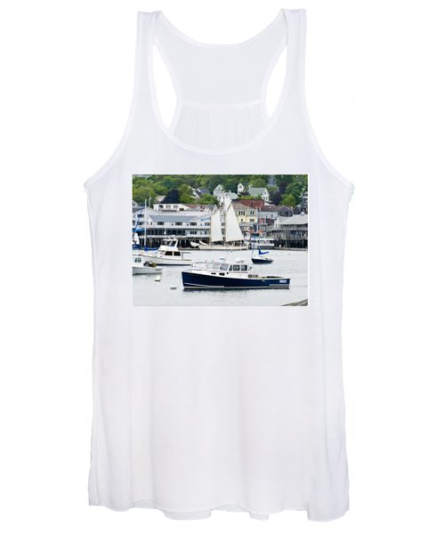 Boothbay Harbor Women's Tank Top