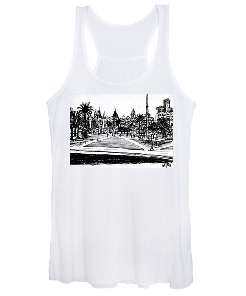 Buenos Aires Argentina  Women's Tank Top