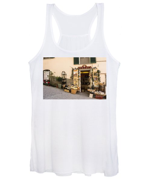 Burasca Shop Of Manarola Women's Tank Top