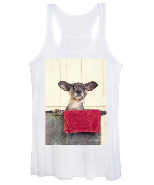 But I Don't Want A Bath Women's Tank Top