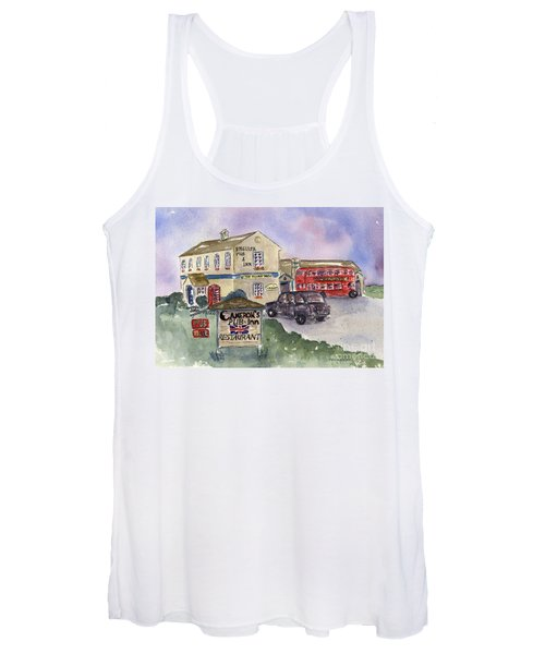Cameron's Pub And Restaurant Women's Tank Top