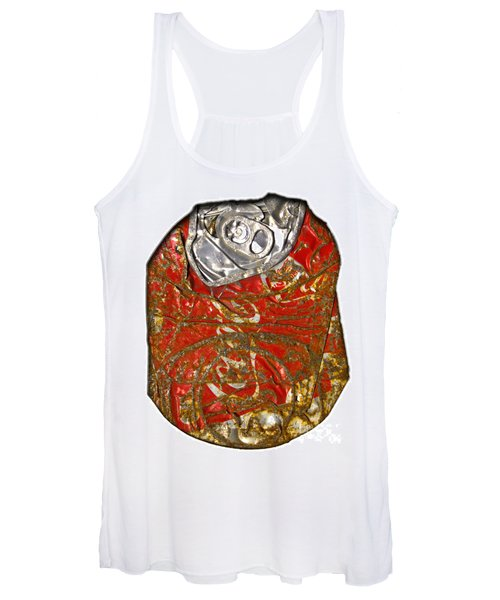 Can Not Anymore-front Women's Tank Top