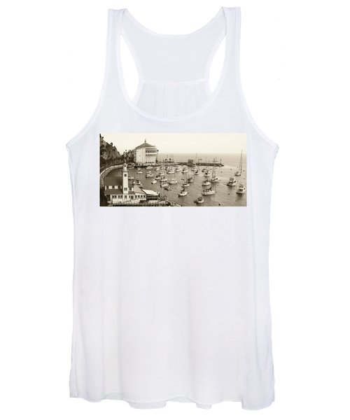 Catalina Island. Avalon Women's Tank Top