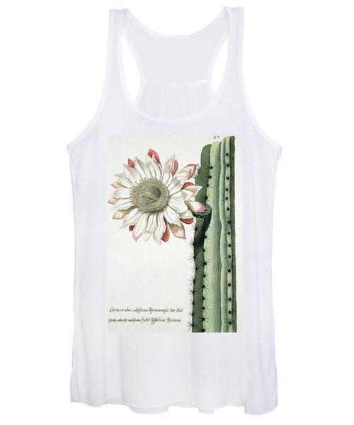 Cereus Erectus Altissimus Syrinamensis Women's Tank Top