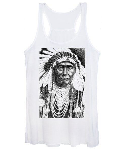 Chief-joseph Women's Tank Top