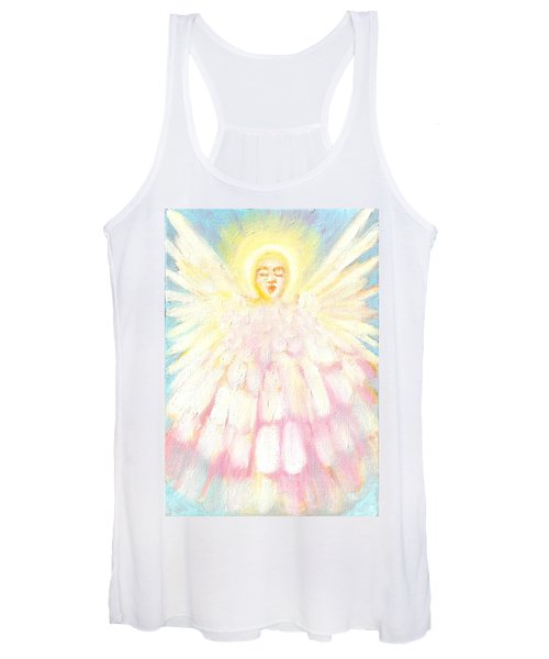 Choiring Angel Women's Tank Top