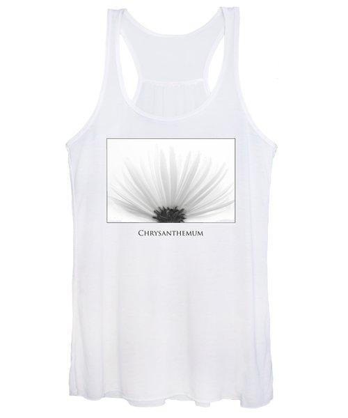 Chrysanthemum Women's Tank Top