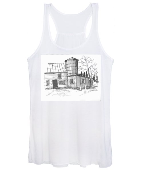 Clermont Barn 1 Women's Tank Top
