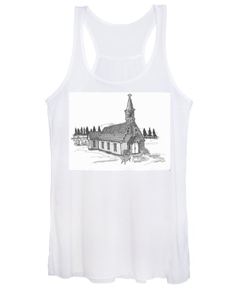 Clermont Chapel Women's Tank Top