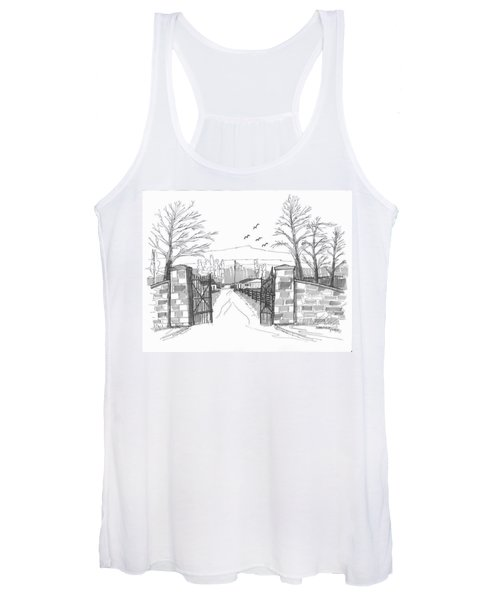 Clermont Farm Gate Women's Tank Top