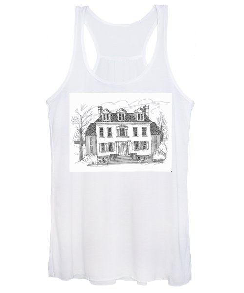 Clermont Historic Site Women's Tank Top