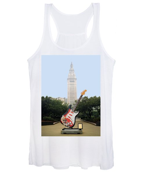 Cleveland Rocks Women's Tank Top