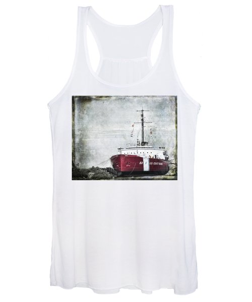 Coast Guard Women's Tank Top