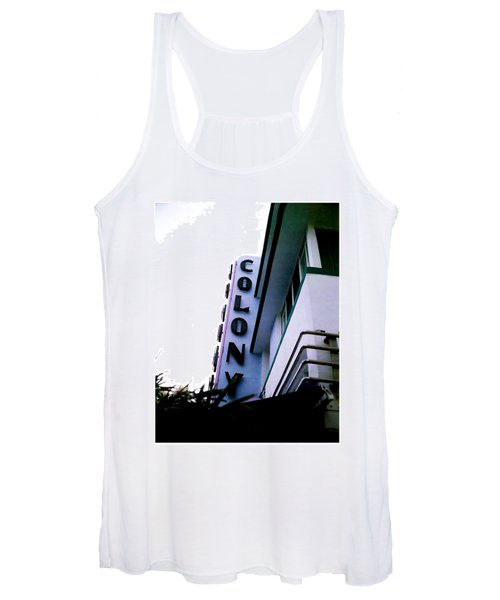 Colony Polaroid Women's Tank Top