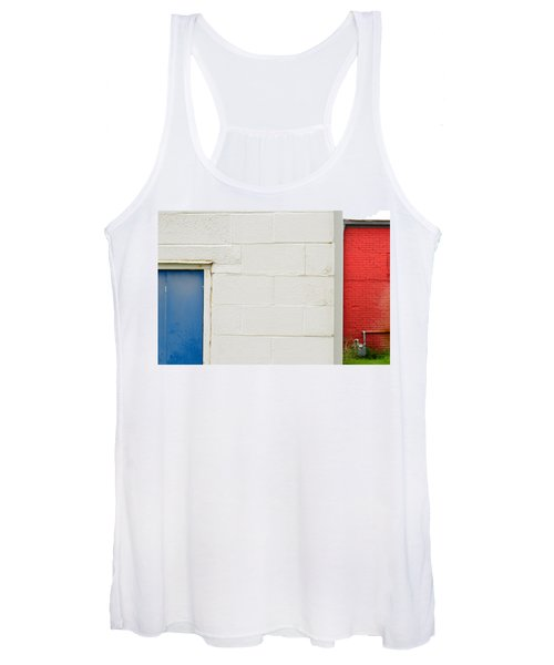 Colors Women's Tank Top