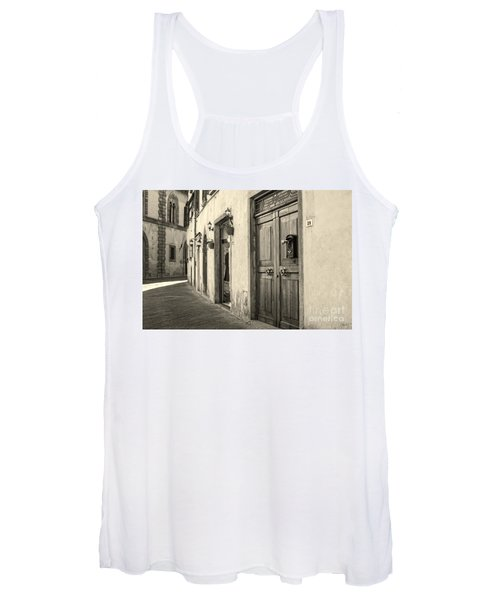 Corner Of Volterra Women's Tank Top