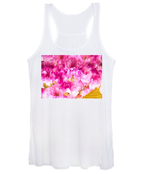 Crabapple Impressions 2 Women's Tank Top