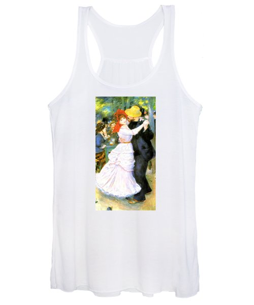 Dance At Bougival Women's Tank Top