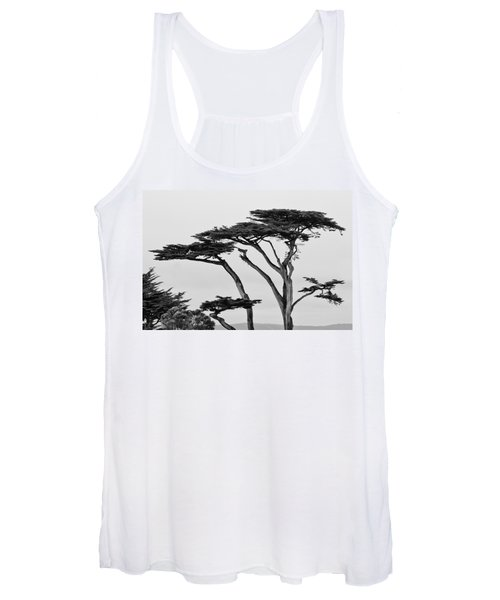 Dark Cypress Women's Tank Top