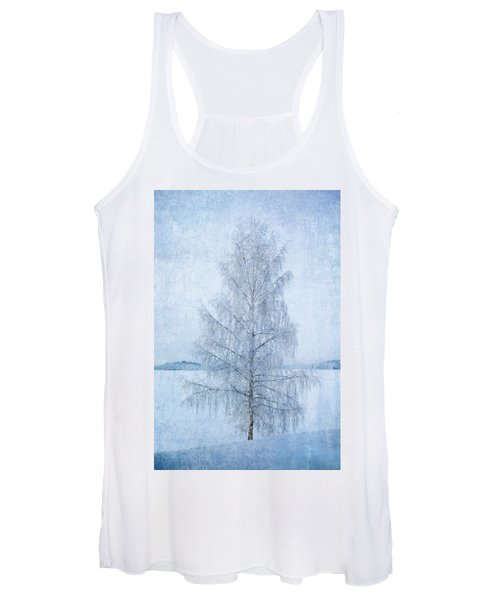 December Birch Women's Tank Top