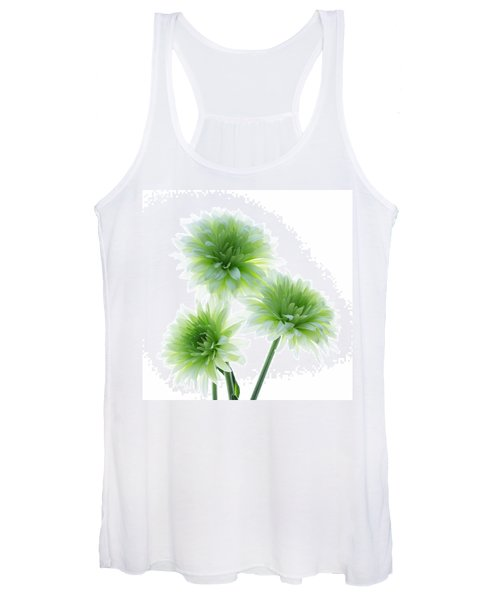 Deep In The Roots All Flowers Keep The Light Women's Tank Top