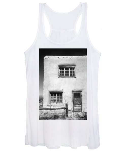 Deserted Women's Tank Top