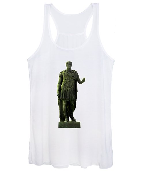 Dictator Julius Caesar Women's Tank Top