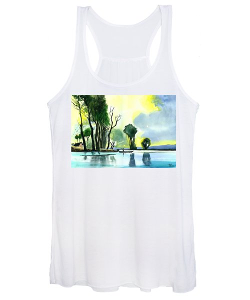 Distant Land Women's Tank Top