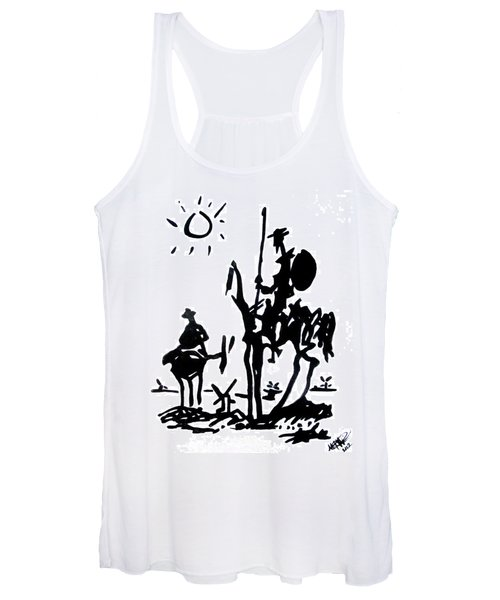 Don Quixote Women's Tank Top