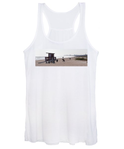 Done Surfing Women's Tank Top