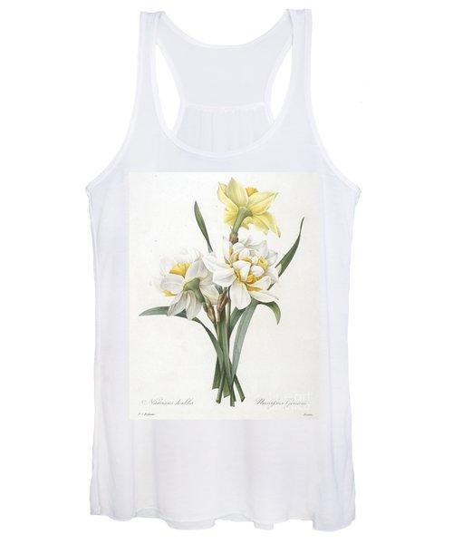 Double Daffodil Women's Tank Top