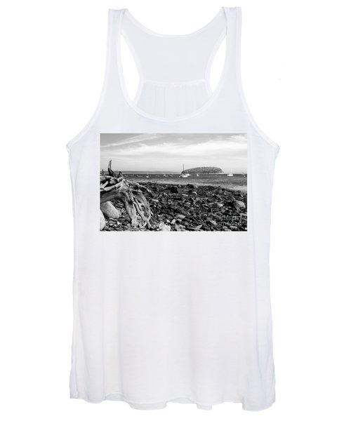 Driftwood And Harbor Women's Tank Top
