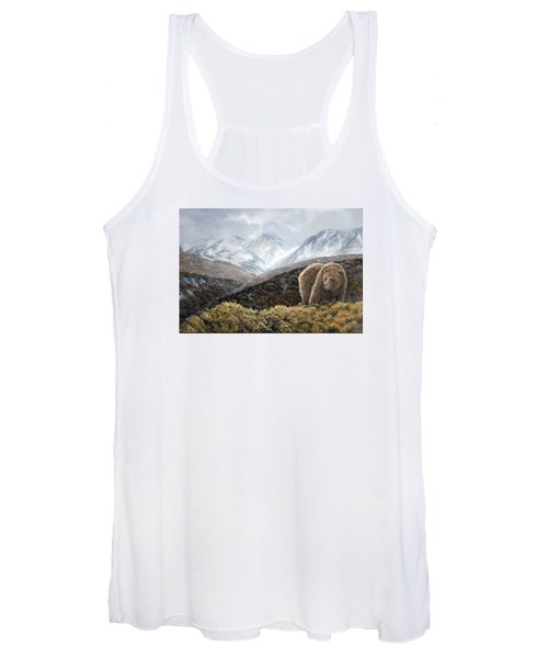 Driven To Rest Women's Tank Top