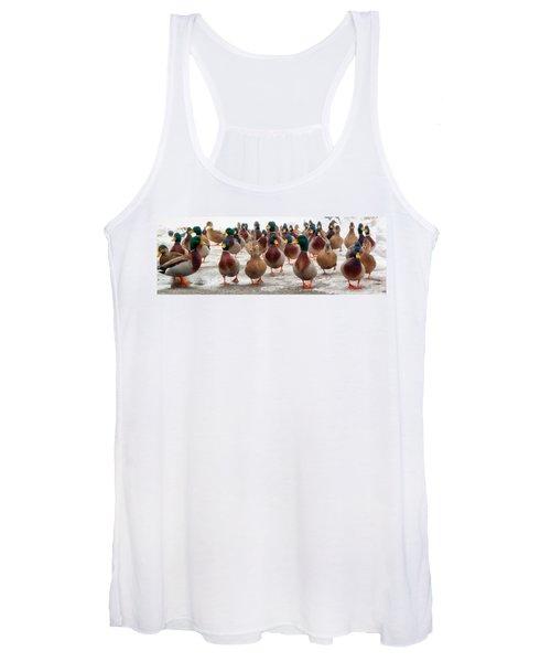Duckorama Women's Tank Top