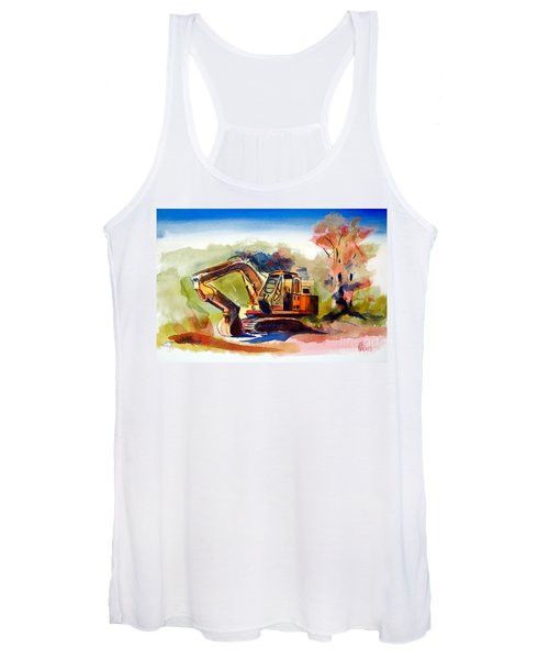 Duty Dozer II Women's Tank Top