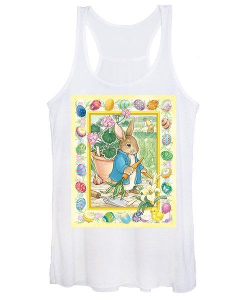 Easter Bunny Women's Tank Top