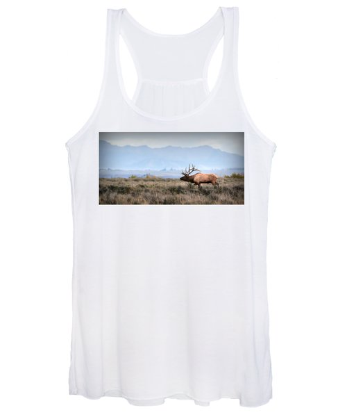 Elk Crossing Women's Tank Top