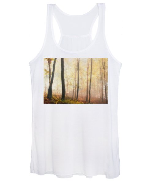 Equilibrium Of The Forest In The Mist Women's Tank Top
