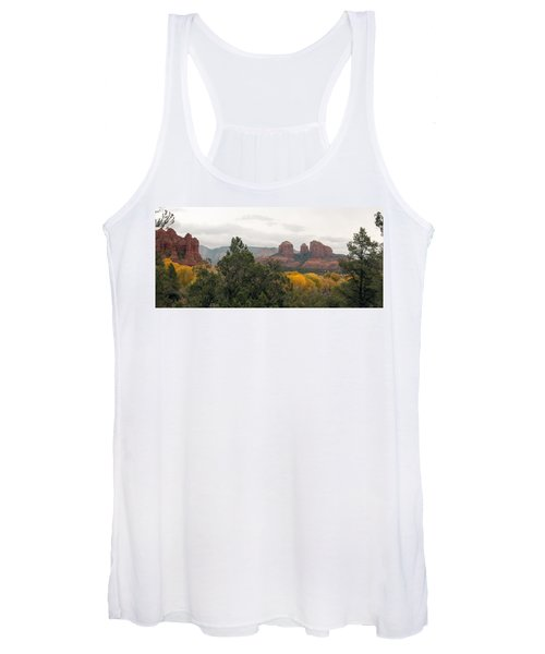 Fall Color Sedona 0495 Women's Tank Top