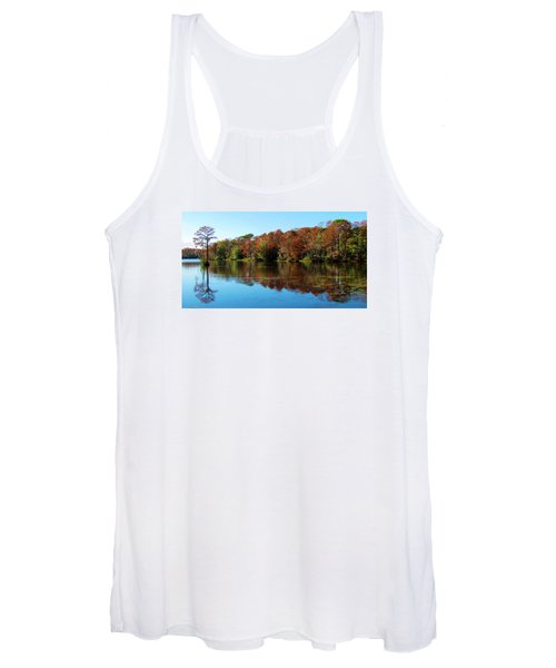 Fall In The Air Women's Tank Top