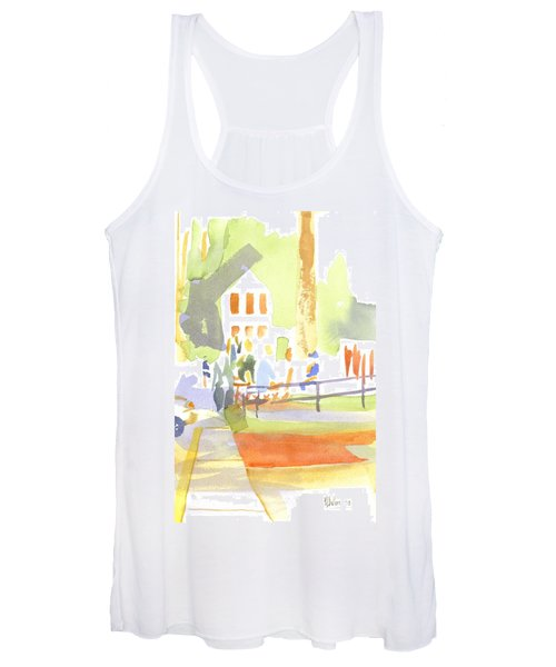 Farmers Market II  Women's Tank Top