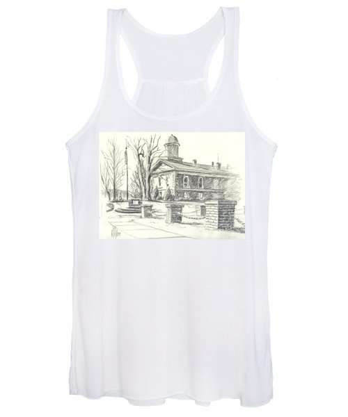 February Morning  No Ctc102 Women's Tank Top